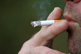 Fumatore di sigaretta