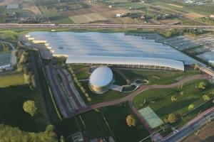 Il Technogym Village creato dall'impreditore Nerio Alessandri