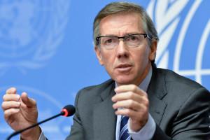 Bernardino Leòn - Foto tratta dal sito ufficiale dell'ONU