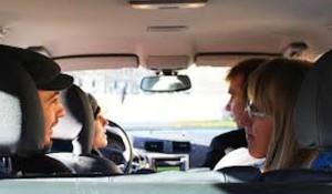 7:15 - Carpooling 2