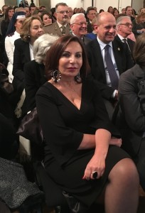 La prof. Maria Rita Gismondi