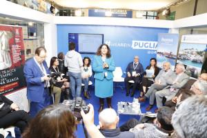 Conferenza stampa alla Borsa Internazionale del Turismo di Milano