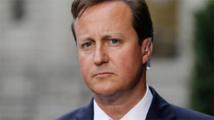 David Cameron - Leader britannico dimissionario