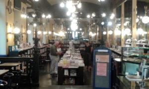 Trieste: caffè letterario San Marco, la libreria